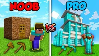 Download Minecraft NOOB vs. PRO: LIFE in Minecraft! Video