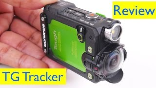 Download Olympus TG-Tracker Review and 4K Video Test - vs GoPro Hero 4 and 5 Video