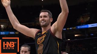 Download Kevin Love Сan Not Believe This / Cavaliers vs Hornets Video