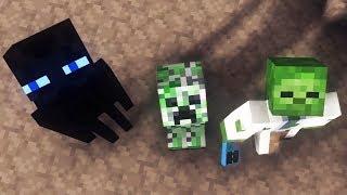 Download Minecraft Animation: Trinity Moon Full Animated Movie Video
