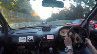 Download Subaru Impreza Turbo vs K20 Integra DC2 Nurburgring Nordschleife Battle Video