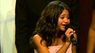 Download Leukemia survivor, Caiah, sings Rachel Platten's ″Fight Song″ Video