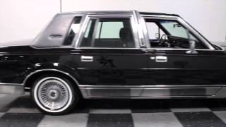 Download 2161 ATL 1988 Lincoln Town Car Video