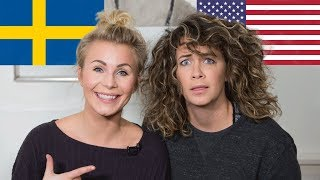 Download How Swedish ARE You? Swedish Woman quizzes American Wife on Swedish Culture (Funny) Video