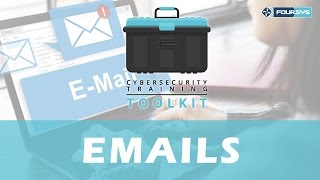 Download End-User Cybersecurity Training Toolkit - Video 3 - Emails Video