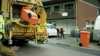 Download Volvo Pioneers Automated Garbage trucks Video