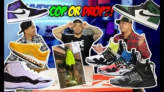 Download AFFORDABLE SNEAKER RELEASES! COP OR DROP?! - WHAT SNEAKERS WILL WE BE GETTING? Video