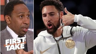 Download Klay Thompson is key to LeBron's quest for a Lakers championship – Stephen A. | First Take Video