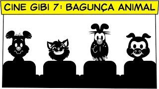 Download Cine Gibi 7 ″Bagunça Animal″ (FILME COMPLETO) | Turma da Mônica Video