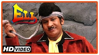 Download Eli Tamil Movie | Scenes | Vadivelu fights the goons | Adithya arrests Pradeep Rawat | Sadha Video