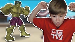 Download HULK SMASH!! Marvel Super Hero Mashers | Mobile Games Video