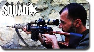 Download Squad: Pre-Alpha ► Insurgent Sniper Video