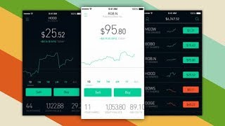 Download This is How I Make Money Easily With Robinhood Free Stock Trading - Video Proof + Get a Free Stock Video