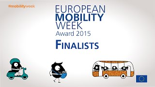 Download EUROPEAN MOBILITY WEEK Award 2015 Finalists Video