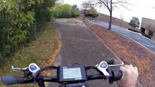 Download Radpower Radwagon range test on a single charge no pedaling Video