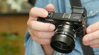 Download A Look At The Panasonic Leica Summilux 15mm f1.7 Micro Four Thirds lens Video
