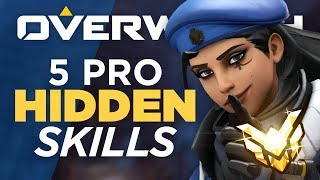 Download Top 5 Skills Pro Players Abuse that You Don't! - Overwatch Video