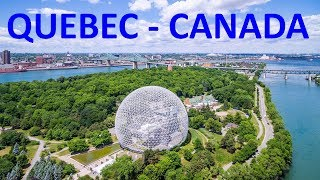Download Top 10 Best Places To Live In Quebec - Canada Video