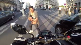 Download Stupid, Crazy & Angry People VS Bikers [Ep.#134] Video