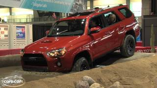 Download 2015 Toyota 4Runner TRD Pro Series - 2014 Chicago Auto Show Video