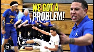 Download THIS TEAM IS A PROBLEM! Shadow Mountain Is HS Basketball Squad Goals! Coached By Mike Bibby! Video