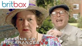 Download Richard Raises His Voice At Hyacinth   Keeping Up Appearances Video