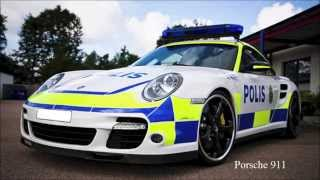 Download TOP fast police cars in the world Dubai vs Germany vs UK vs Japan vs USA Video