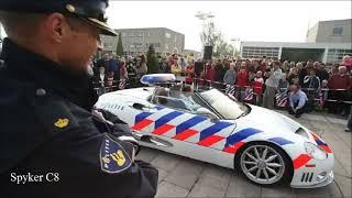 Download TOP fast police cars in the world Dubai vs Germany vs UK vs Japan vs USA Supernius.pl Video