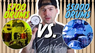Download $700 Drums VS $5,000 Drums Video