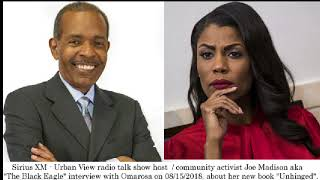 Download Joe Madison Omarosa Interview August15 2018 Video