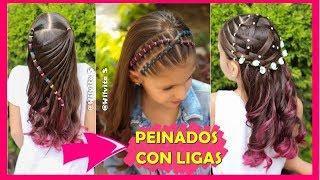 Download 💕 3 PEINADOS fáciles y rápidos para niñas 💕 Video