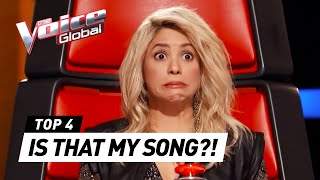 Download The Voice   Best SHAKIRA COVERS in The Blind Auditions Video