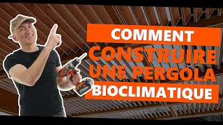 Download Comment construire une pergola bioclimatique Video
