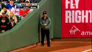 Download Keith Hernandez incredulous over security guard Video