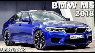 Download 2018 BMW M5 First Look (Leaked) Video