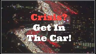 Download Crisis? Get In The Car! Video