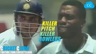 Download IND vs WI | KILLER PITCH - KILLER BOWLERS | WHEN WI was So Strong to defend any Total !! Video