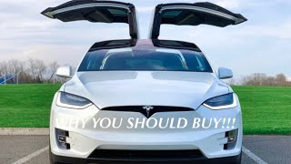 Download Why You Should Buy A Tesla Model X!! Video