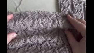 Download Жилетка спицами для девочки. Video