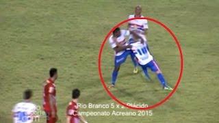 Download شجار عنيف و مجنون بين لاعبين من نفس الفريق بسبب الهدف الخامس Video