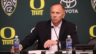 Download Oregon AD Rob Mullens announces Mark Helfrich firing Video