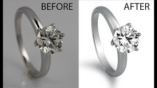 Download Jewelry Retouching Demonstration Video