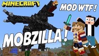 Download Fanta Bob Mods : MOBZILLA !!! - Minecraft Mod Video