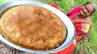 Download Sponge Cake without Oven || Sponge Cake Recipe Cooking by Granny ||| Myna Street Food Video