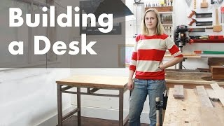 Download How I Built a Desk with Drawers Video