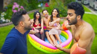 Download When You Get a New Swimming Pool | Anwar Jibawi Video