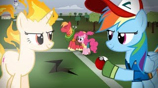 Download Pokemon Re-enacted by Ponies Video