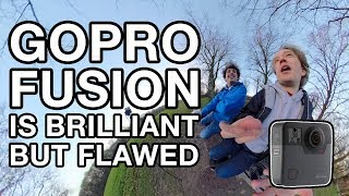 Download The GoPro Fusion is Brilliant but Flawed Video