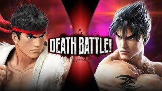 Download Ryu VS Jin (Street Fighter VS Tekken) | DEATH BATTLE! Video