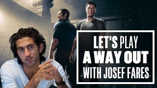 Download Let's Play A Way Out with Josef Fares - A Way Out Gameplay Video